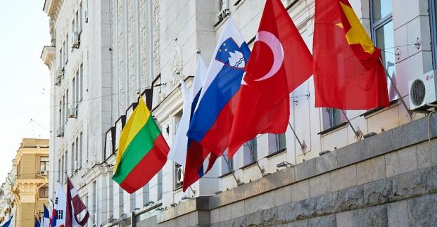 На День міста да Харкова приїдуть представники 15 країн світу