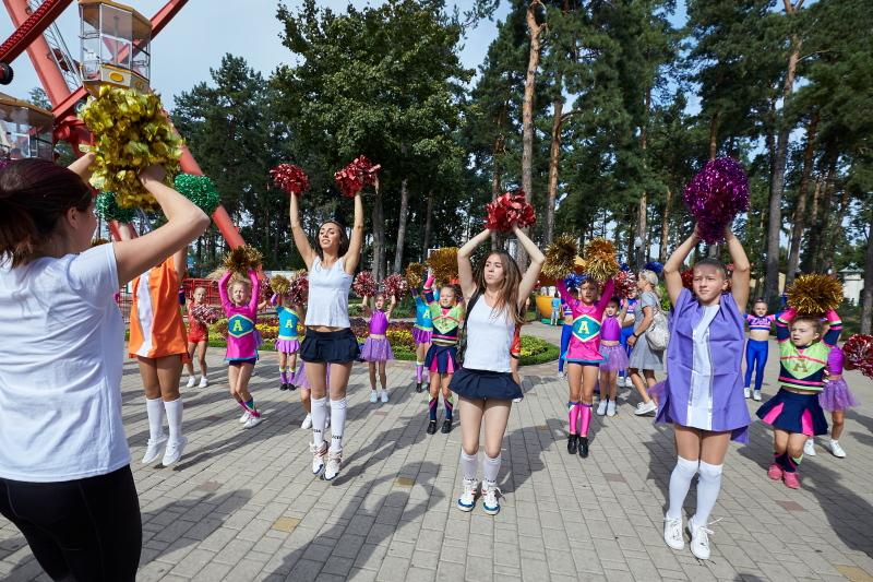 У Харкові проходить великий ярмарок спорту
