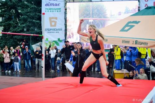 Харківські легкоатлетки успішно виступили на міжнародних змаганнях у Бердичеві