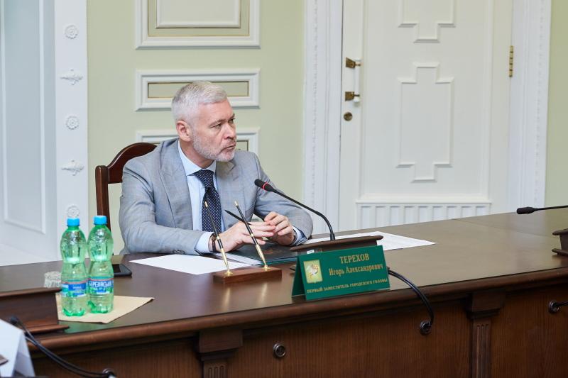 Ігор Терехов прокоментував причину затору на Московському проспекті