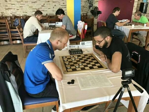 Харків'янин став чемпіоном світу з шашок