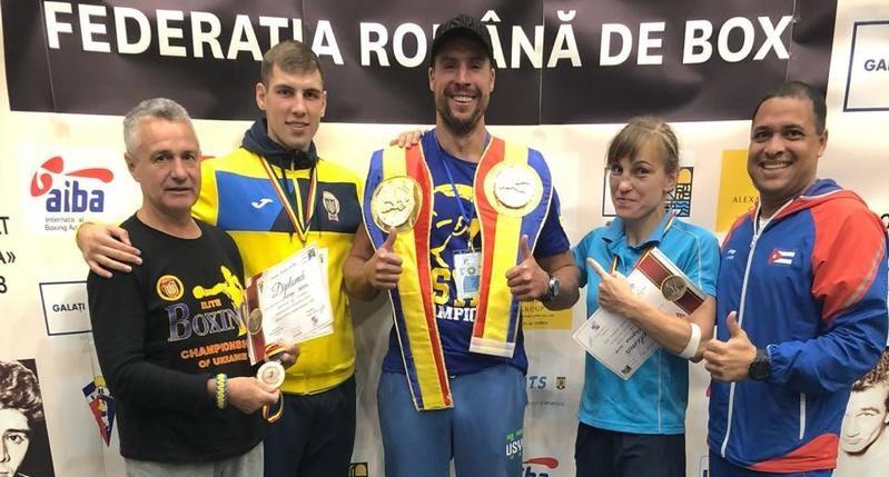 Харківські боксери здобули перемогу на турнірі в Румунії