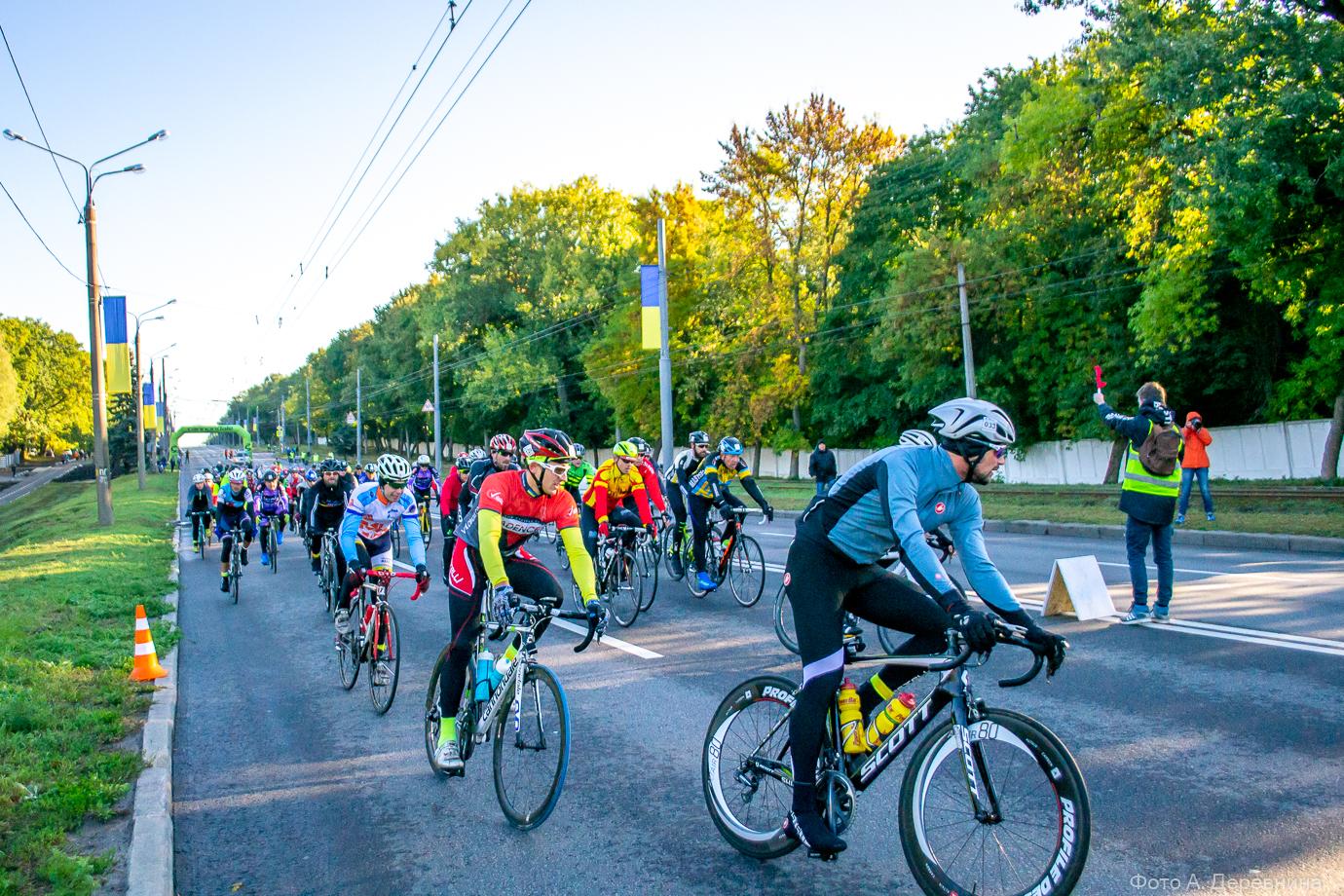 У Харкові підбили підсумки велогонки «Iron Way Velothone 100k»