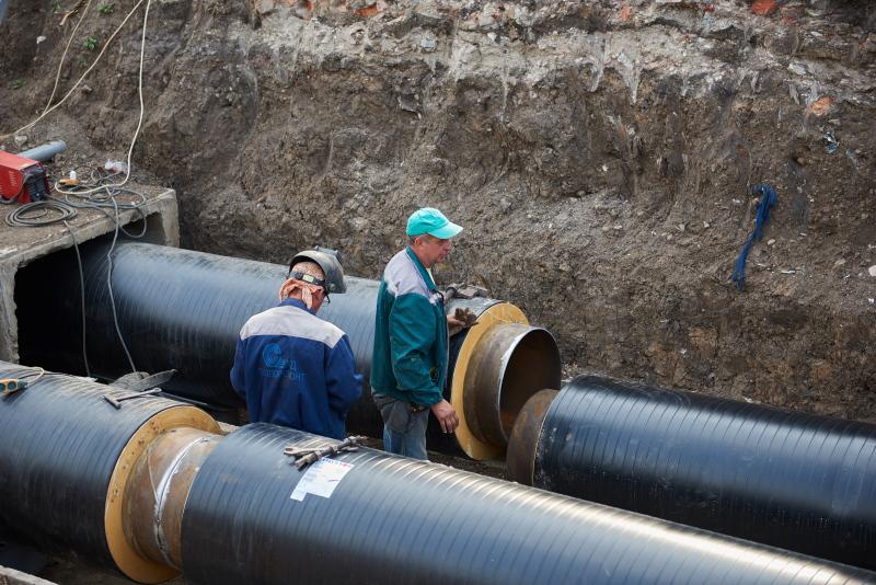 У Харкові замінять 45 кілометрів магістральних трубопроводів