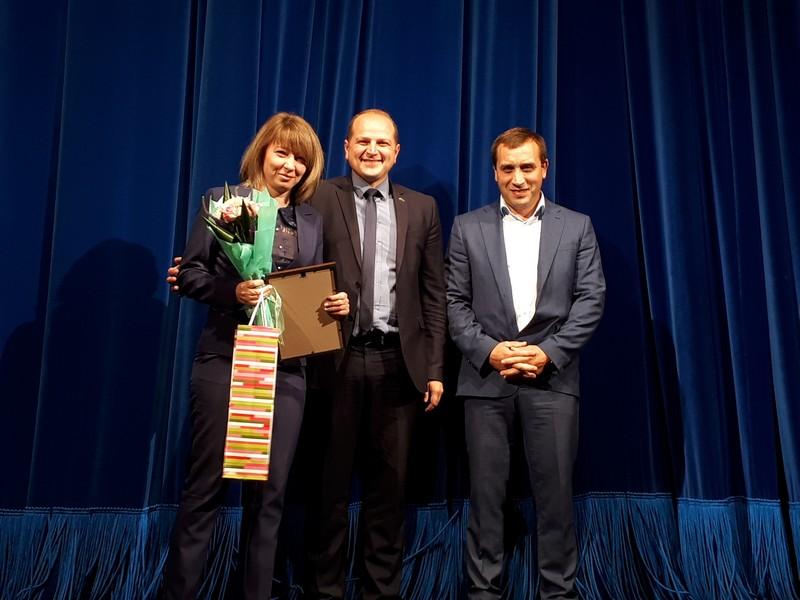 У театрі Пушкіна пройшов спектакль для вчителів Індустріального району