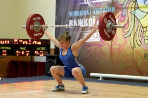Харківські спортсмени успішно виступили на чемпіонаті Європи з важкої атлетики