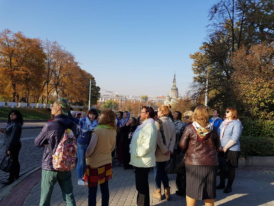 У Харкові проводять безкоштовні екскурсії для жителів міста