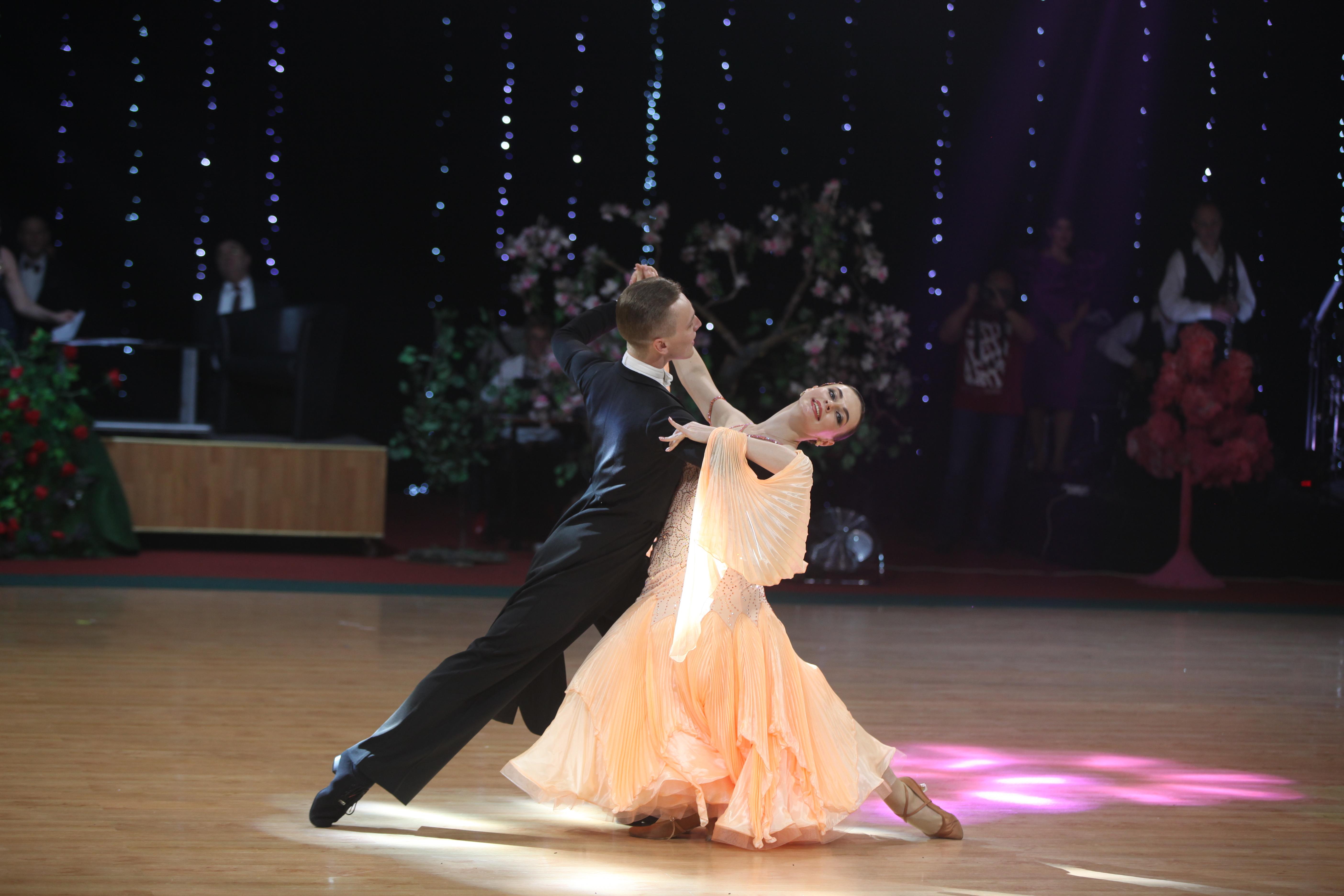 У Харкові пройшов фестиваль бального танцю на Кубок міського голови