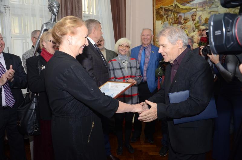 Харківській спілці художників - 80 років