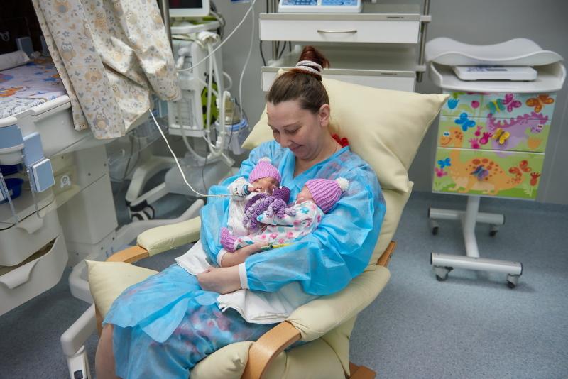 В Харькове отметили День недоношенных детей