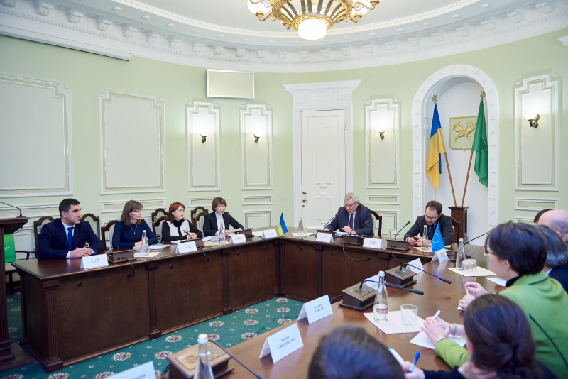 Дипломати Представництва ЄС ознайомилися з соціально-економічною ситуацією в Харкові