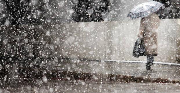 Завтра в Харкові - сніг з дощем