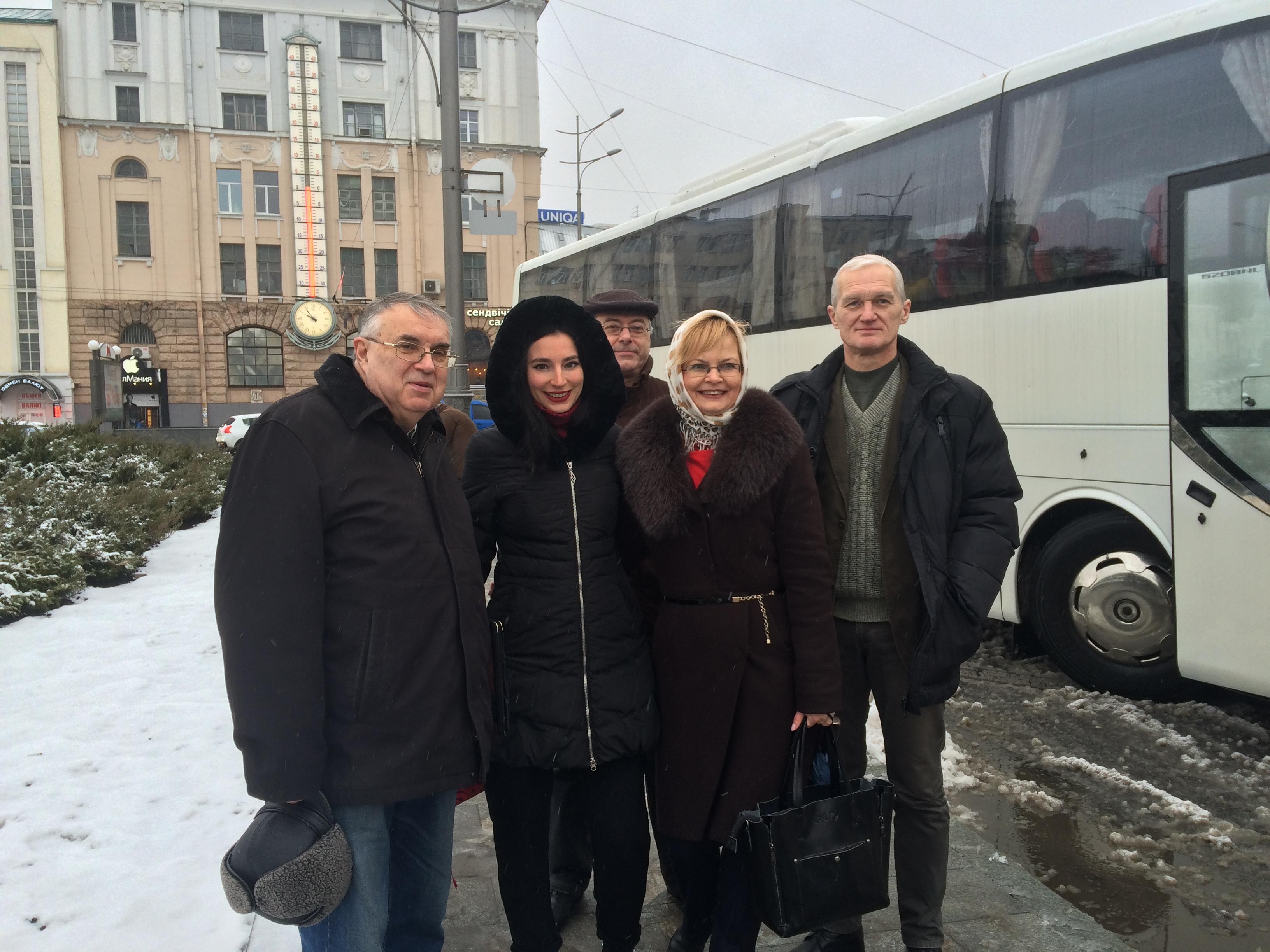 Харківські гіди вивчають дипломатичну спадщину міста