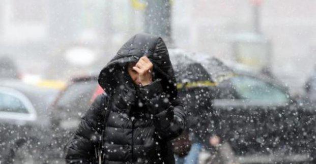 Завтра в Харкові - мокрий сніг