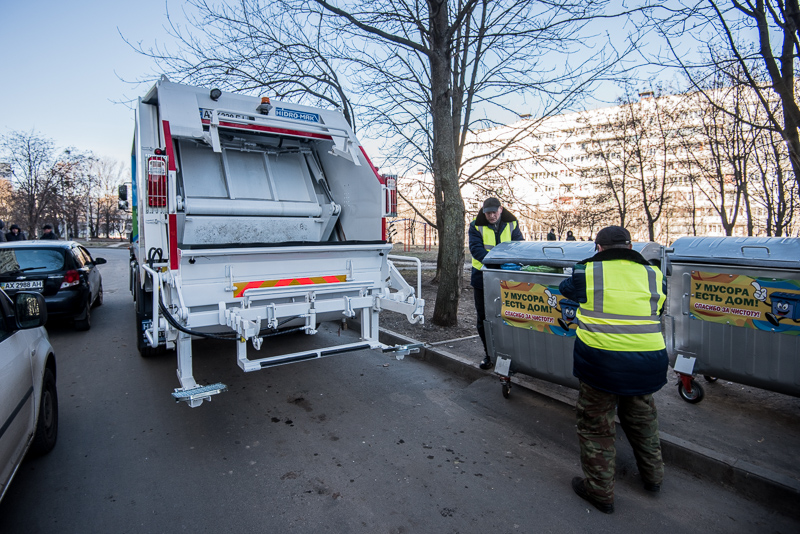 У Харкові підвищиться тариф на вивезення сміття