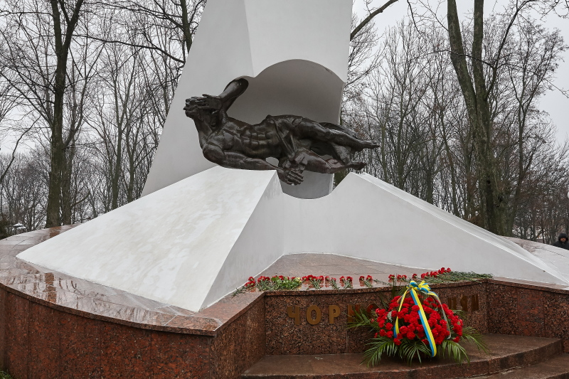 У Харкові вшанували пам'ять загиблих ліквідаторів аварії на ЧАЕС