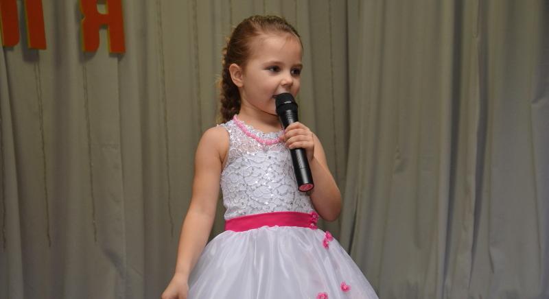 У Київському районі провели конкурс талантів серед дошкільнят