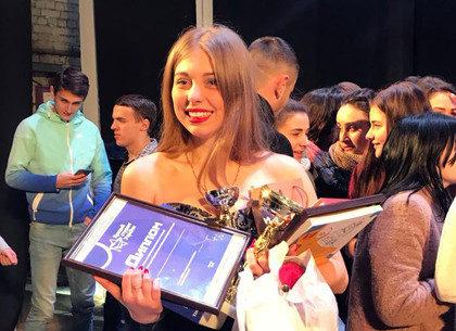 Харків'янка завоювала звання «Кращий студент України»