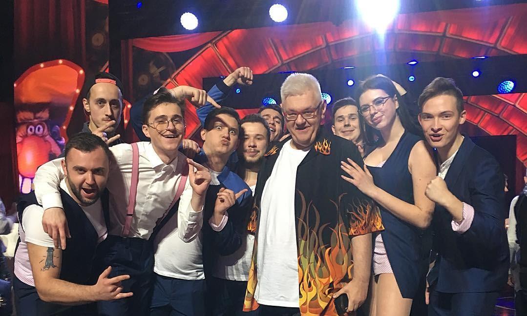 Харківська команда КВК увійшла у новий сезон Ліги сміху
