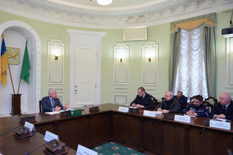 У Харкові приступають до розробки проекту Ситуаційного центру