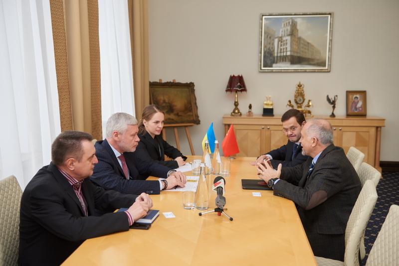 Ігор Терехов: Міськрада розвиває міжнародне співробітництво для створення безпечного міста
