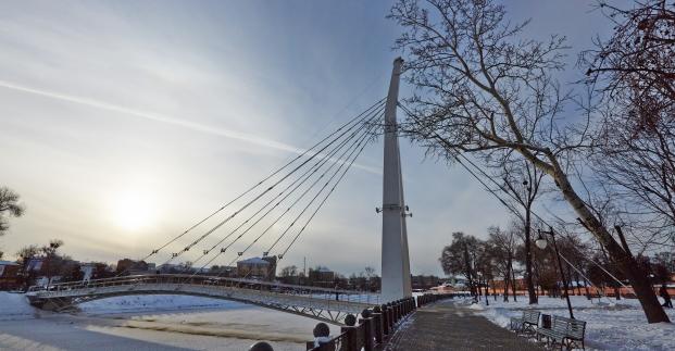 У вихідні у Харкові - морозна погода без опадів