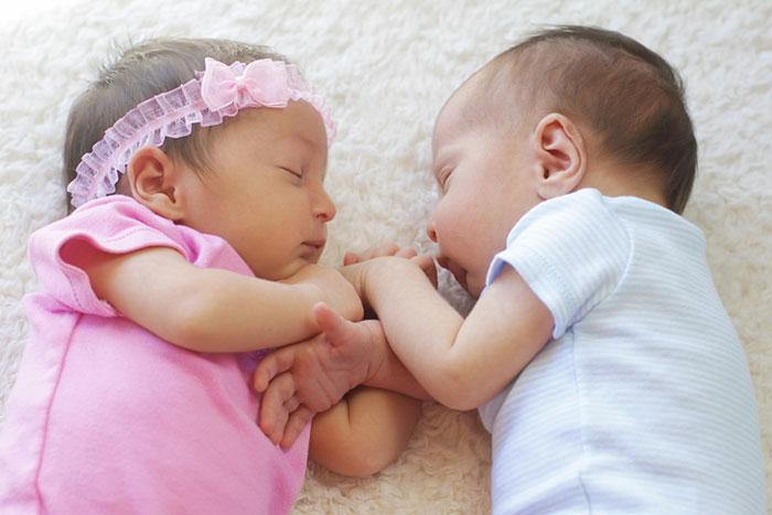 З 8 по 10 лютого в Харкові народилося дві двійні
