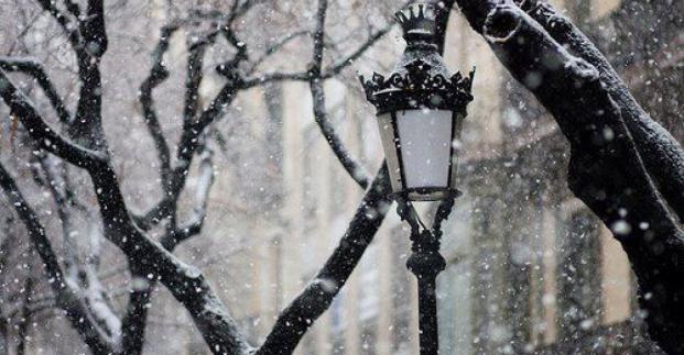 Завтра в Харкові - до 2 градусів тепла і невеликий сніг