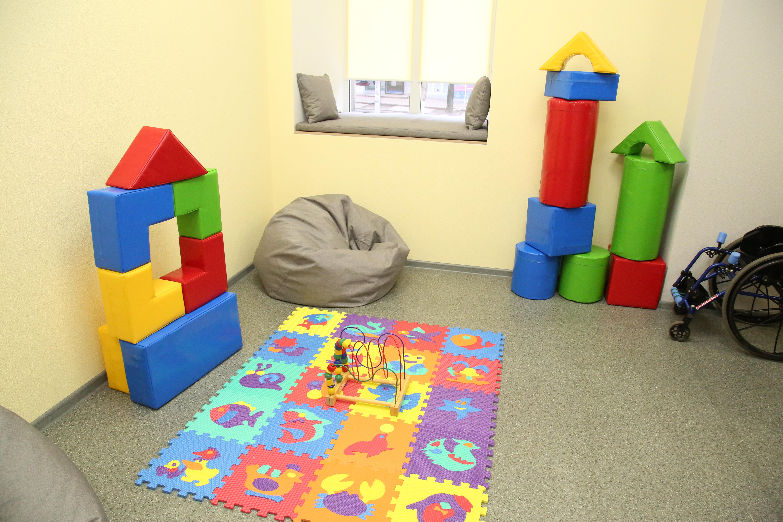 У харківських школах працюють дев'ять ресурсних кімнат