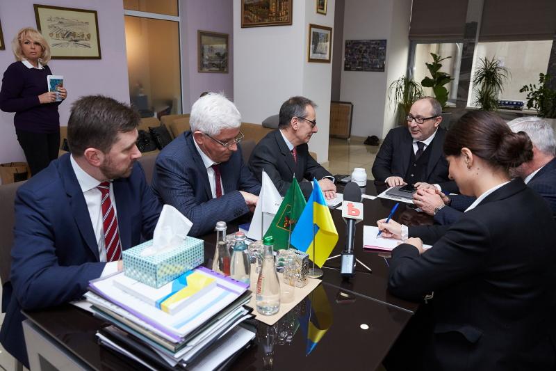 ЄБРР розширює співпрацю з Харковом