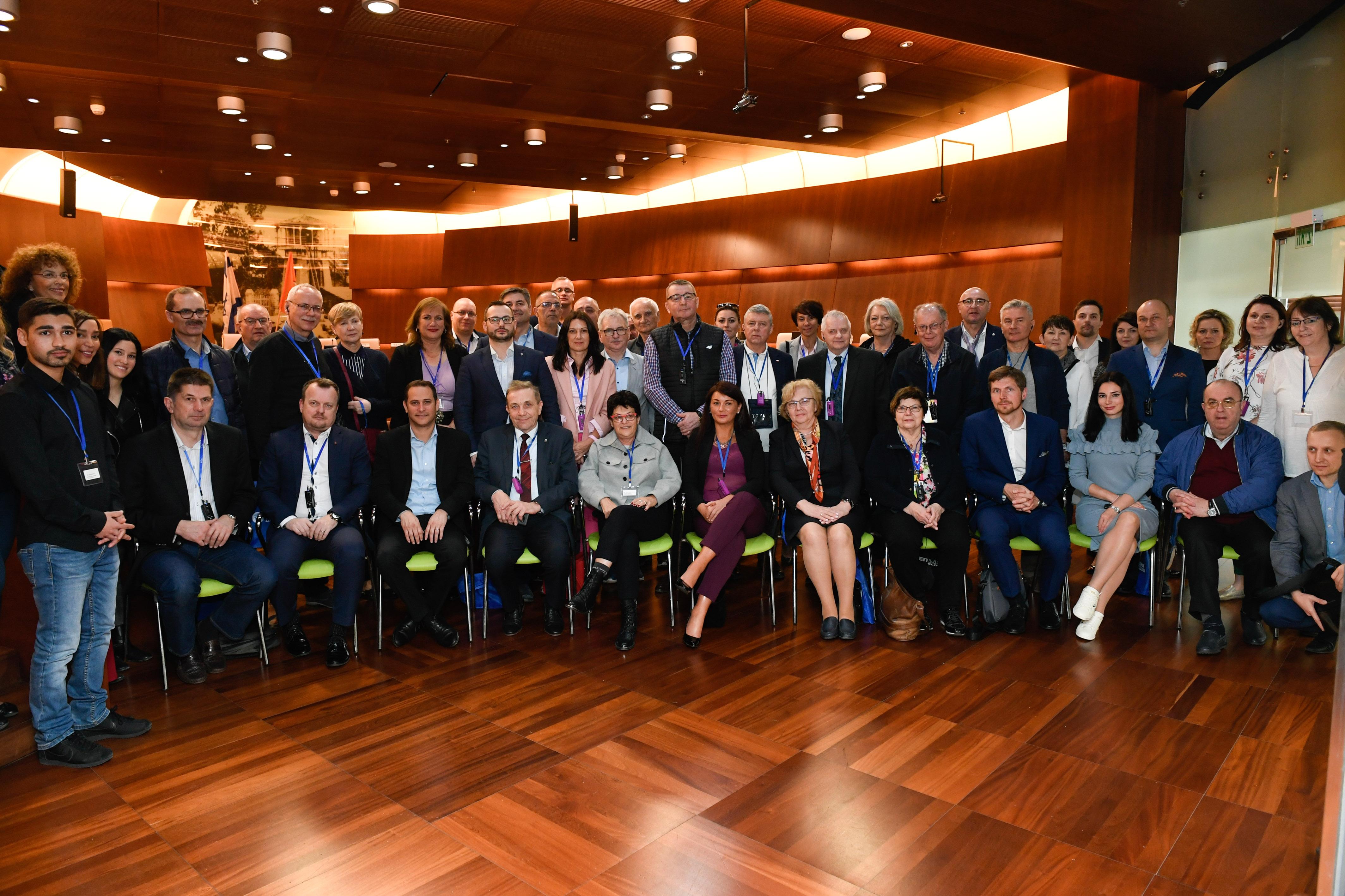 Харків взяв участь у міжнародній конференції в Ізраїлі