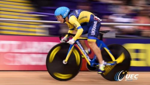 Харків'янка стала срібним призером чемпіонату світу з велотреку