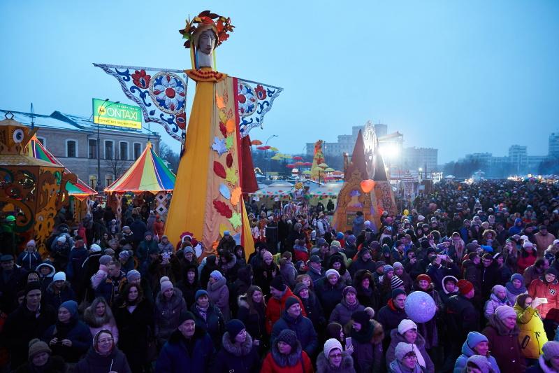 Харків'ян запрошують відсвяткувати Масляну на площі Свободи