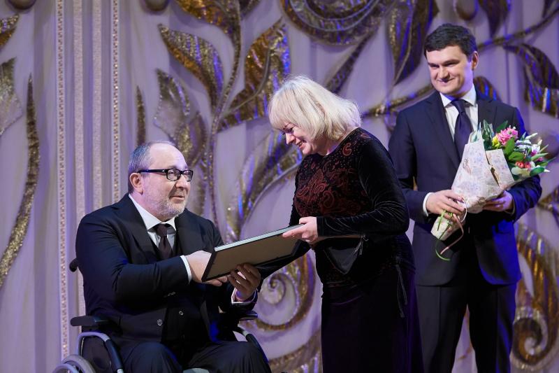 Жінок Шевченківського району нагородили до 8 Березня