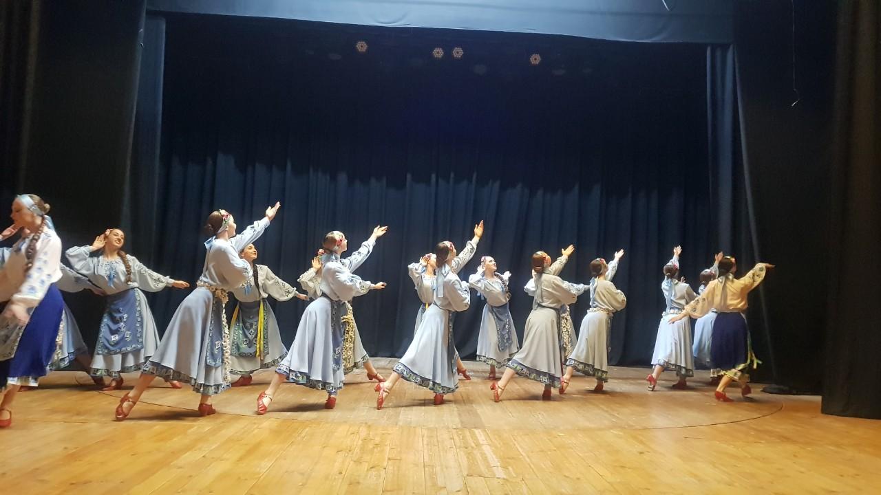Пройшов відбірковий тур міського конкурсу «Студентська весна»