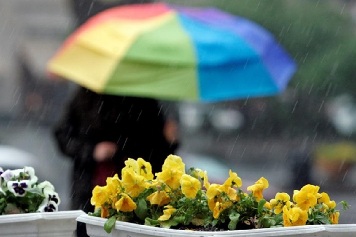 Завтра в Харкові - дощ і до 8 градусів тепла