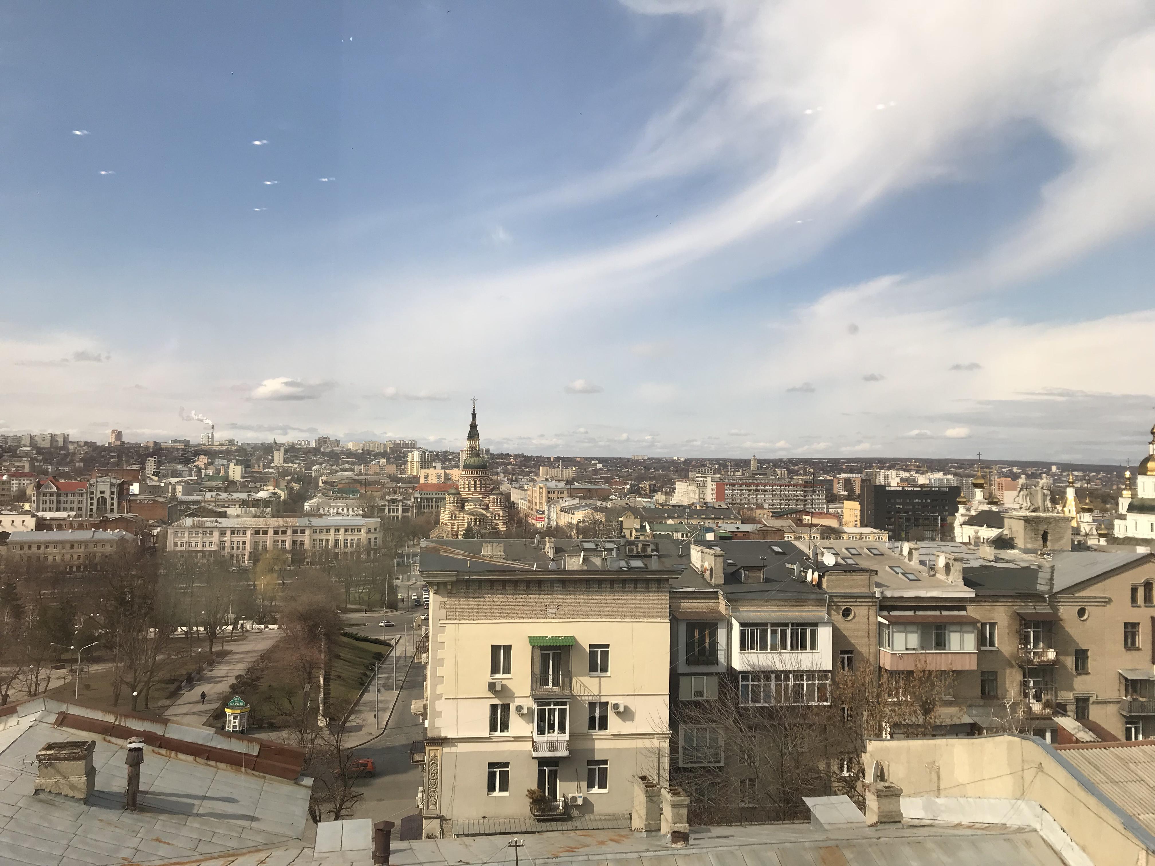 У вихідні в Харкові - до 18 градусів тепла і без опадів