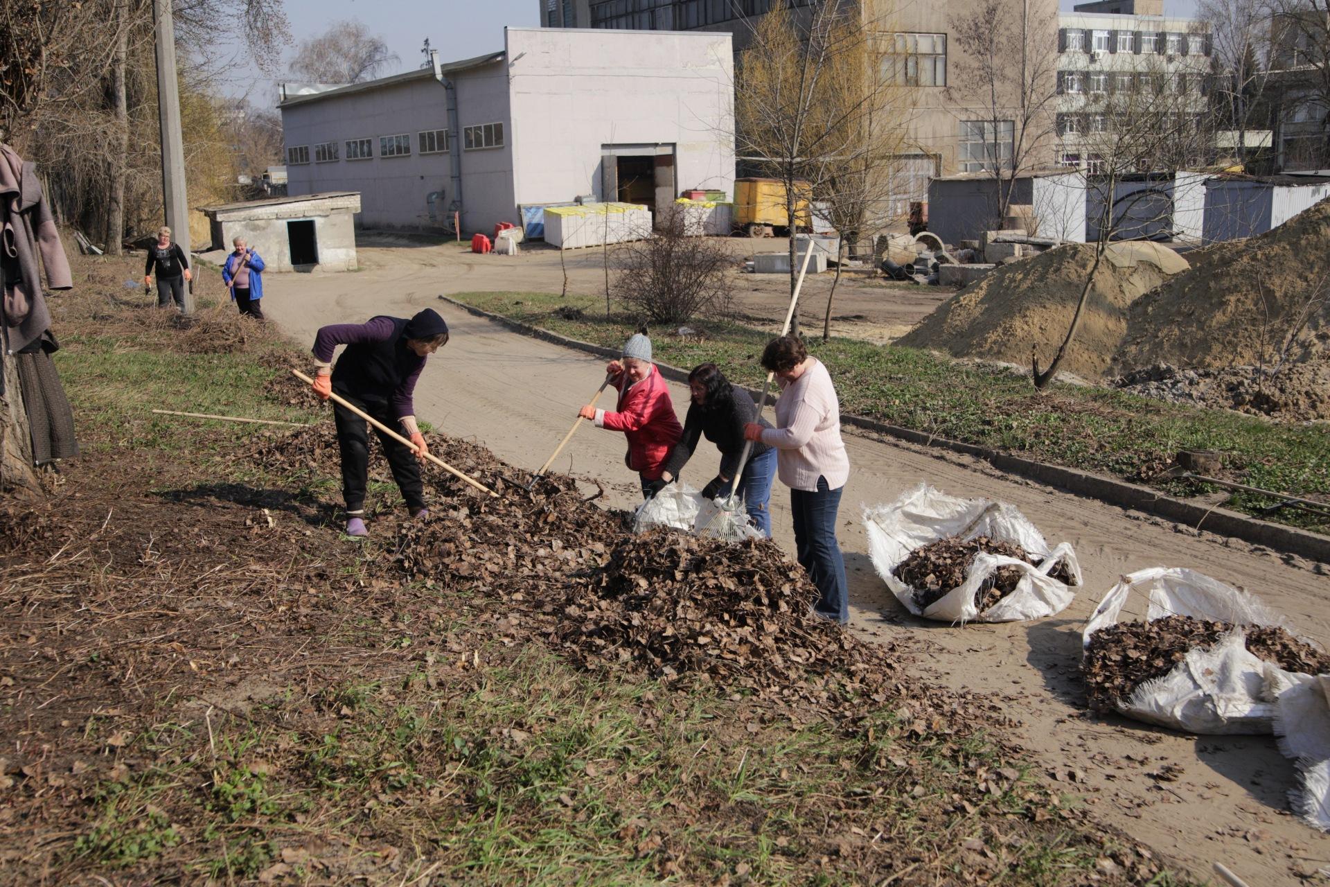 Співробітники КП «Харківводоканал» вивезли понад 90 кубометрів сміття