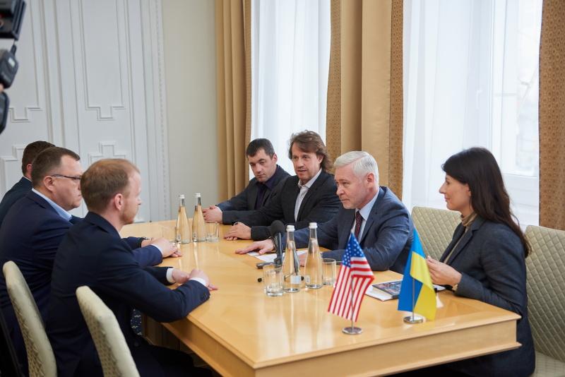 Світові компанії зацікавлені у співпраці зі створення Ситуаційного центру в Харкові