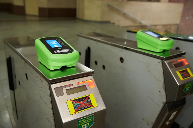 У харківському метро у тестовому режимі запрацював «E-ticket»