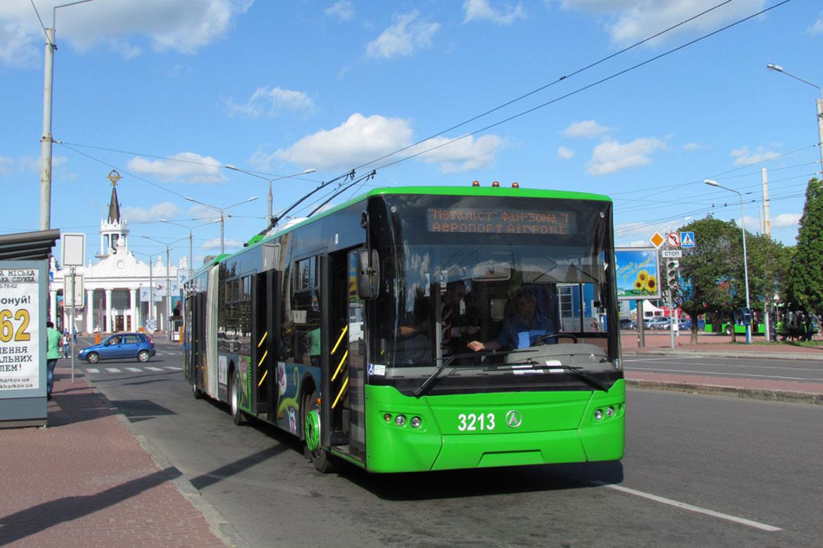 У Харкові влітку почнуть курсувати нові тролейбуси