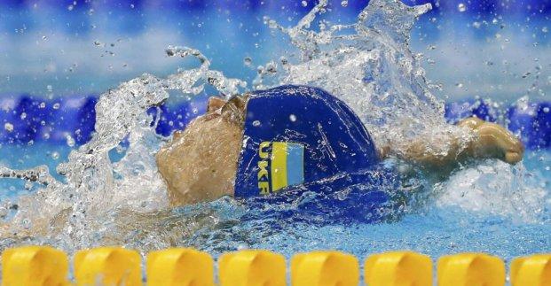 Харків'янка встановила рекорд на турнірі з плавання в Австрії
