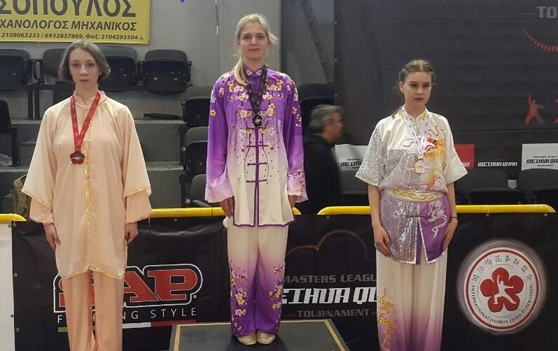 Харків'яни завоювали 14 медалей на чемпіонаті Європи з ушу