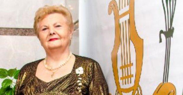 Почесна харків'янка Зоя Колесникова святкує день народження