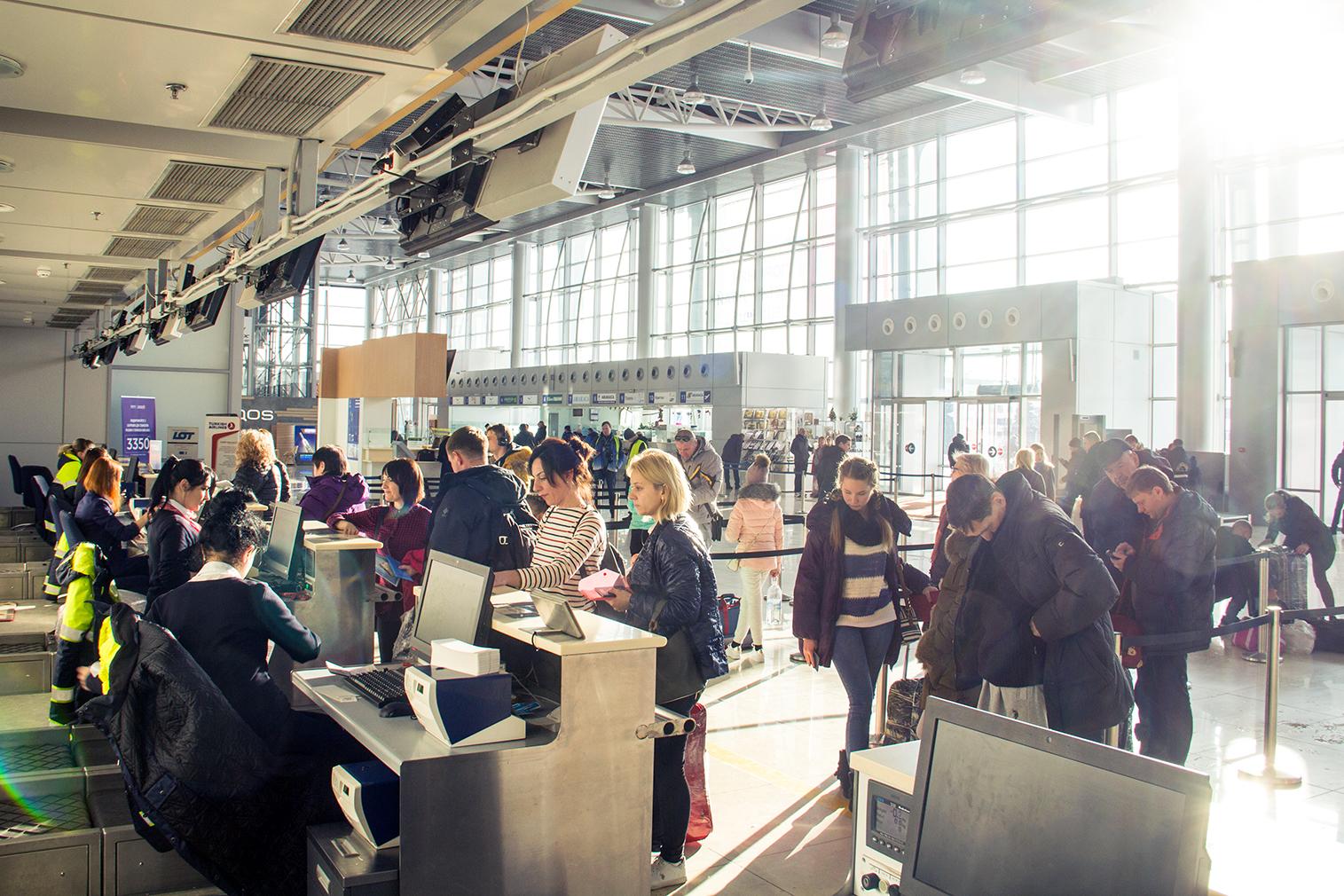 У Харкові перевірили доступність шкіл, автовокзалів, вокзалу і аеропорту для людей з інвалідністю