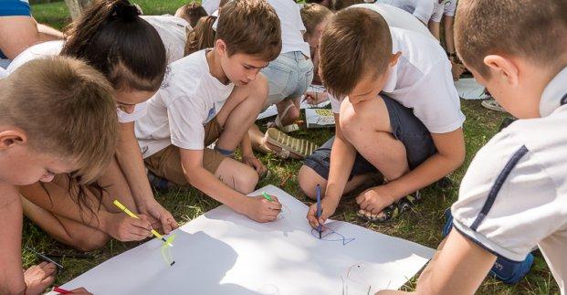 У Харкові в літніх таборах зможуть відпочити 120 тисяч дітей