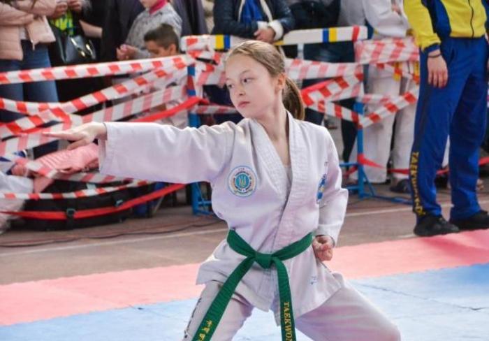 Харківські тхеквондистів успішно виступили на домашньому турнірі
