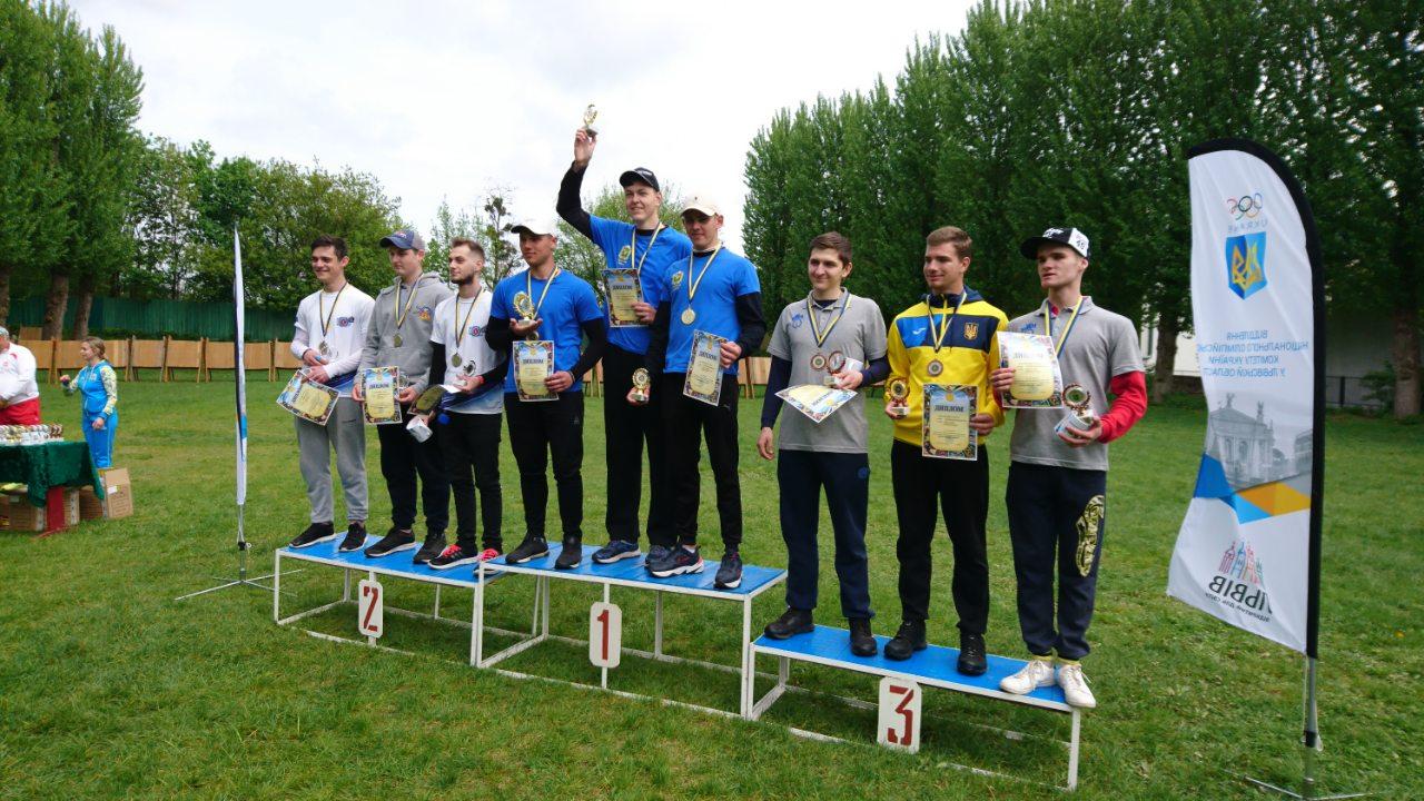 Харківські лучники здобули перемогу на всеукраїнських змаганнях у Львові