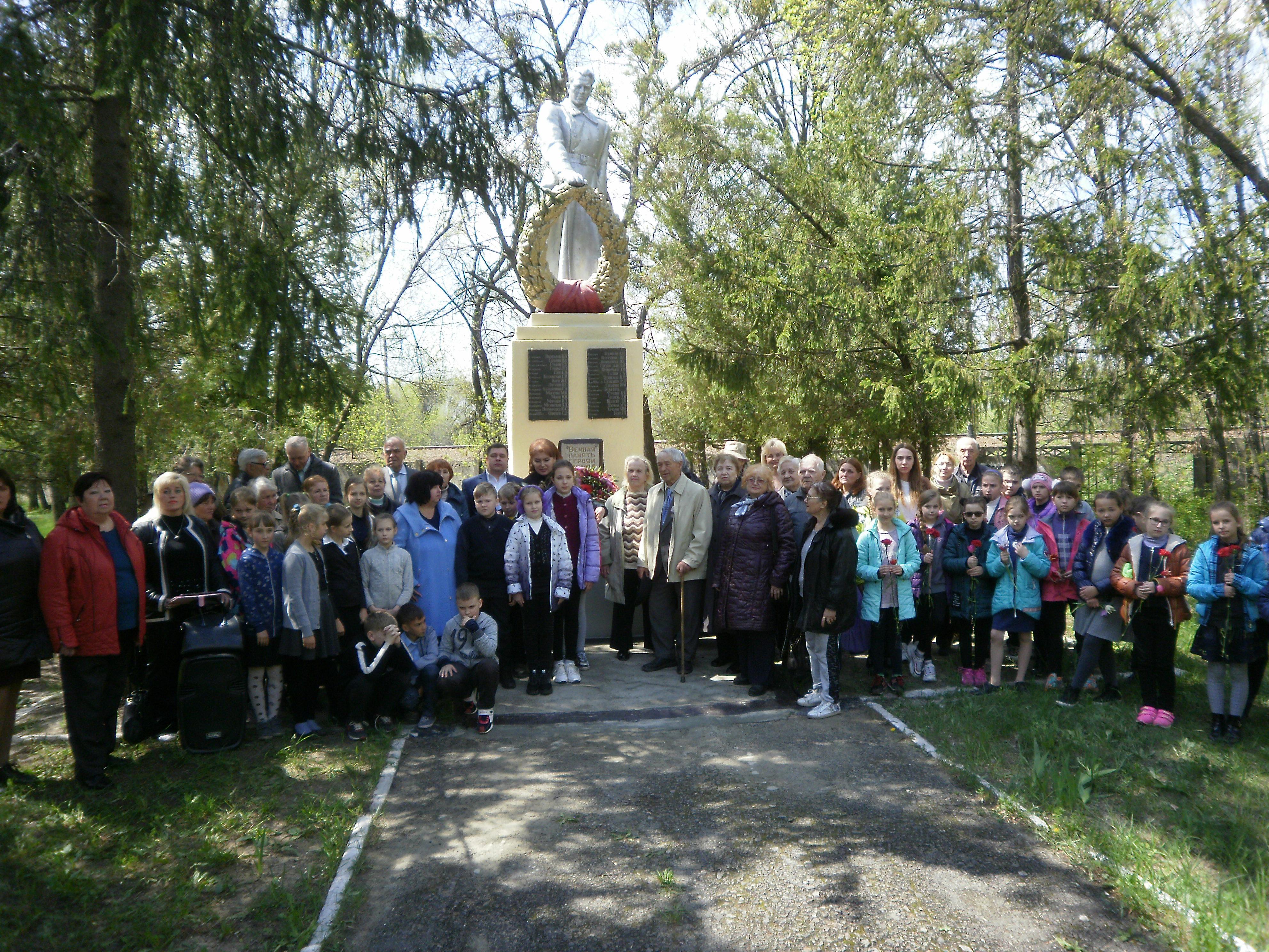 В Індустріальному районі вшанували пам'ять загиблих у Другій світовій війні