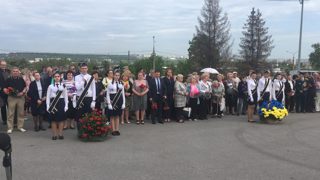 У Московському районі вшанували пам'ять воїнів-визволителів